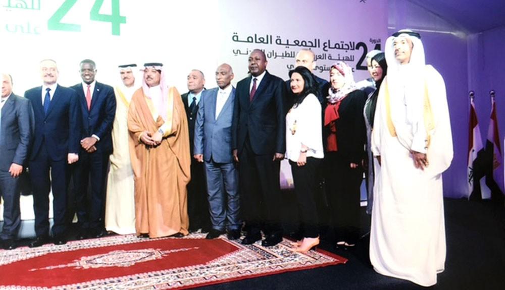 البحرين تفوز بمقعد في المجلس التنفيذي للهيئة العربية للطيران المدني