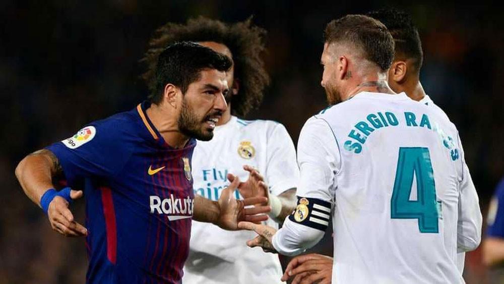 """بفارق ساعات.. برشلونة والريال يتفقان على """"البطولة السوبر"""""""