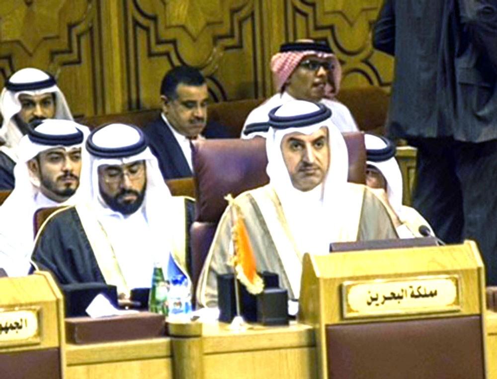 تزكية الجودر رئيسا للجنة تعديل أنظمة ولوائح مجلس وزراء الشباب والرياضة العرب