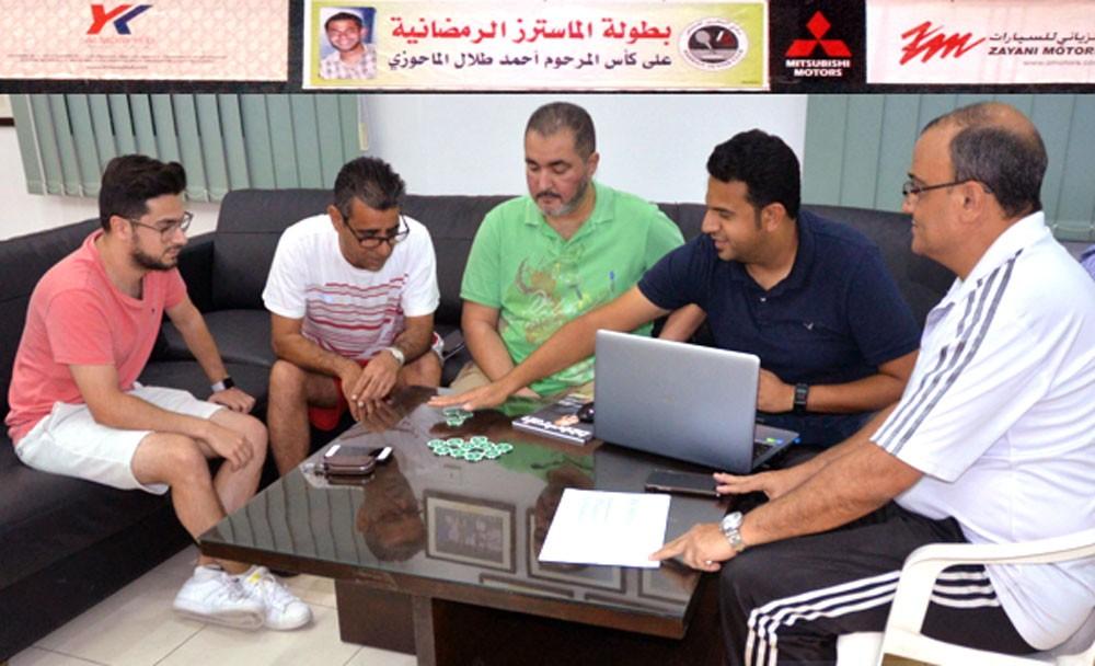 نادي البحرين للتنس يصدر جداول  بطولات التنس الرمضانية