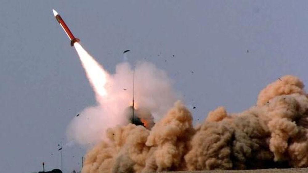 التحالف : إسقاط صاروخ أطلقه الحوثيون من صعدة تجاه جازان