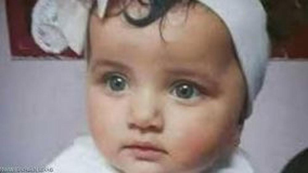 الرضيعة ليلى.. أصغر ضحية في مجزرة غزة