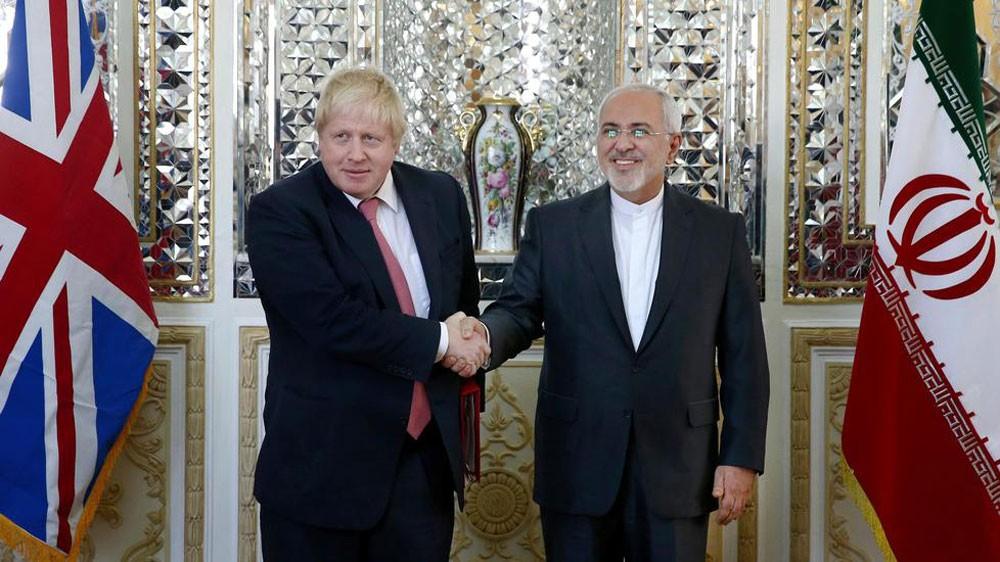 بريطانيا تقول إن أوروبا تسعى لحماية التعاملات التجارية المشروعة مع إيران
