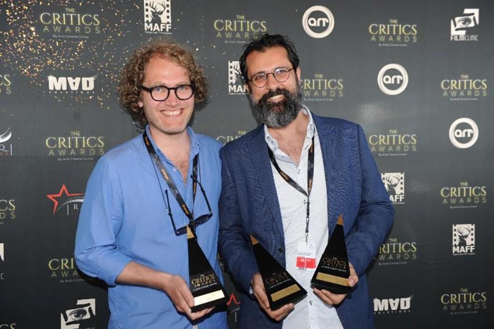 مركز السينما العربية يعلن عن الفائزين بالنسخة الثانية من جوائز النقاد السنوية