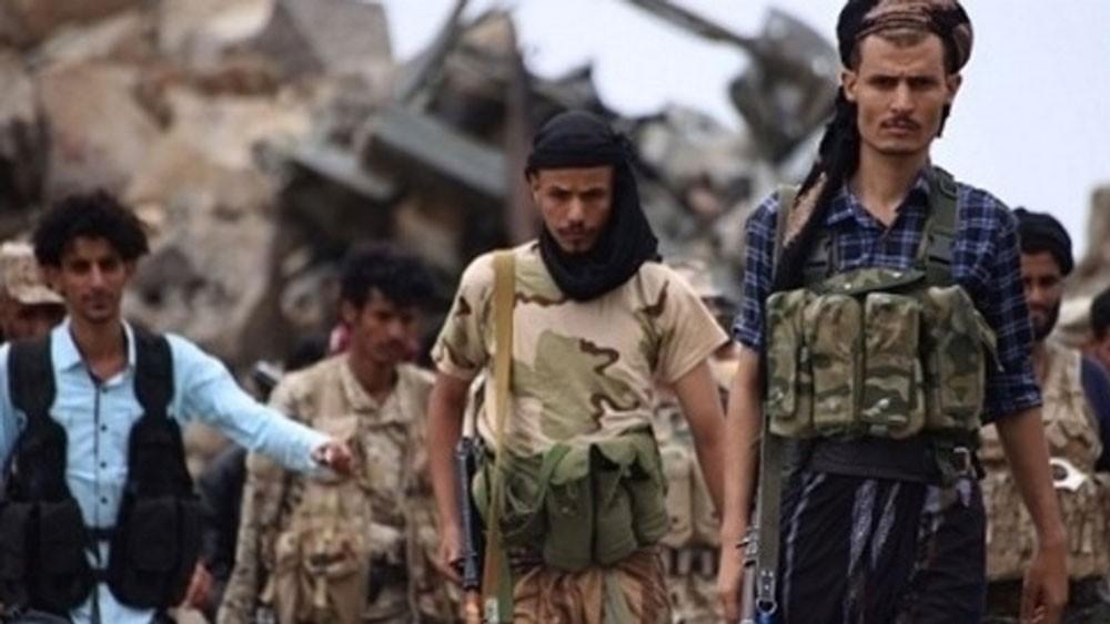 مقتل قيادي حوثي برتبة عقيد في جبهة كتاف شرق صعدة