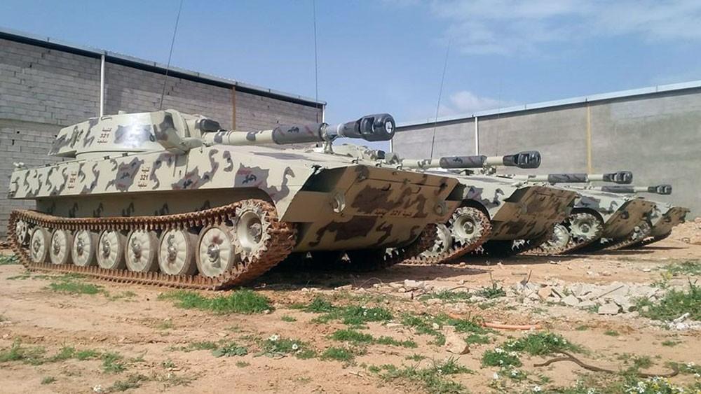 ليبيا.. الجيش يسيطر على مواقع بدرنة ويأسر 21 إرهابيا