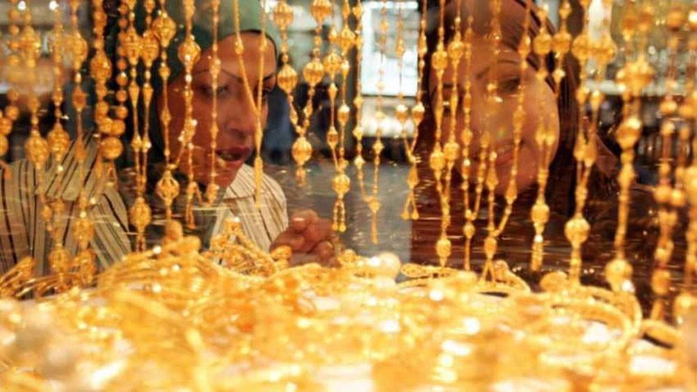 """أسعار الذهب تتعافى بفعل تغطية """"مراكز مدينة"""""""