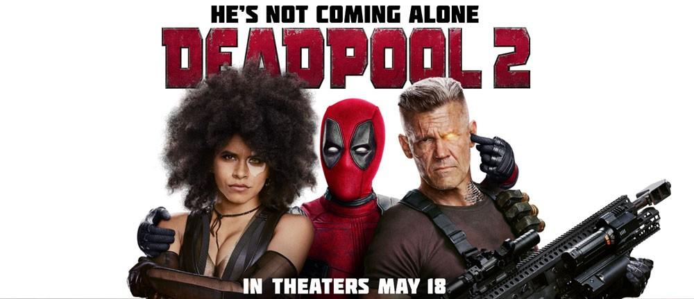 Deadpool 2 في البحرين... مزيد من الكوميديا اللاذعة