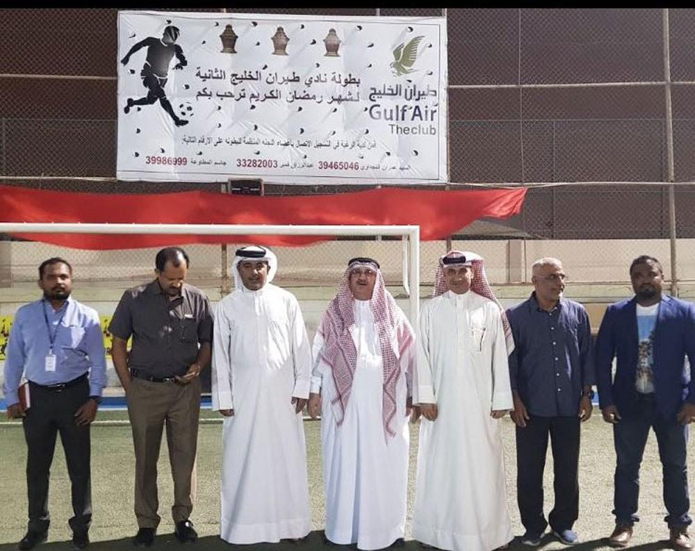 غداً قرعة بطولة نادي طيران الخليج الرمضانية لكرة القدم