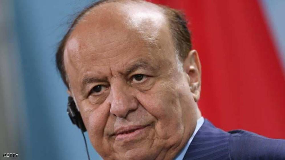 هادي : التحالف العربي أفشل مخطط إيران في اليمن