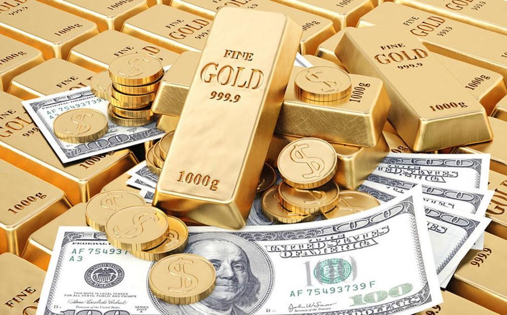 أسعار الذهب ترتفع بدعم من تراجع الدولار من أعلى مستوياته في 2018