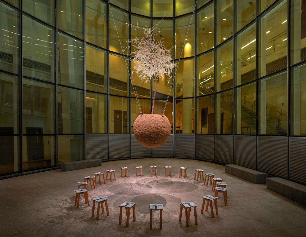 رواق الفن بجامعة نيويورك أبوظبي يعلن عن الفعاليات القادمة