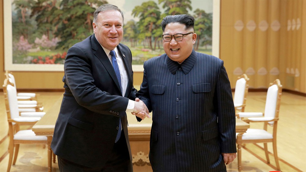 واشنطن اشترطت الحصول على مواد نووية من بيونغ يانغ