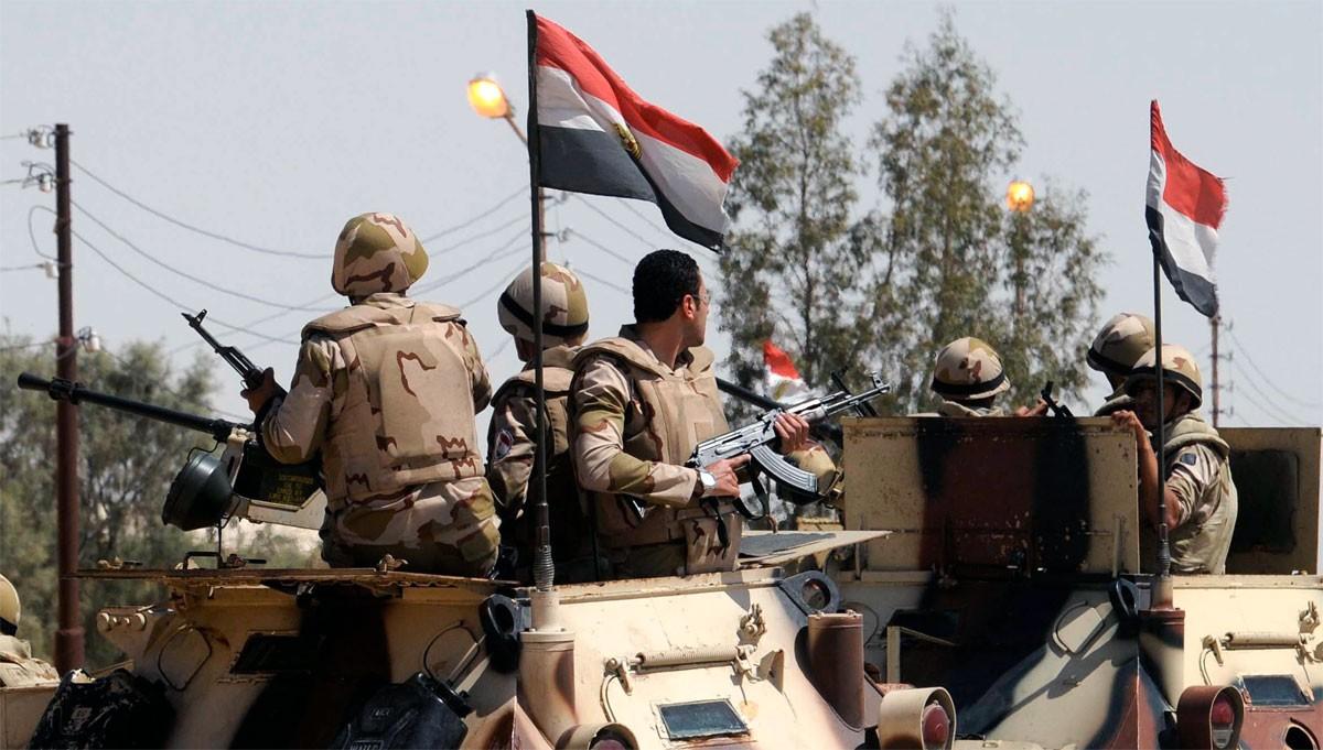 عملية سيناء.. الجيش يقتل 19 إرهابياً