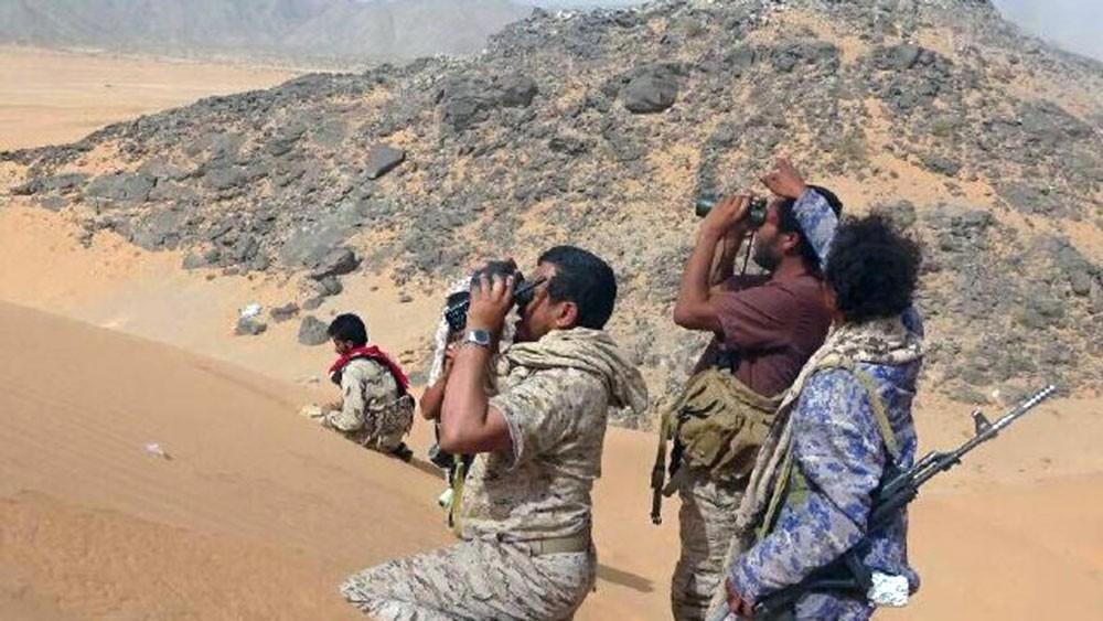 الجيش اليمني يحرر مواقع جديدة في معقل الحوثيين