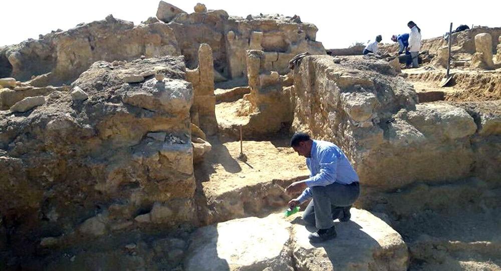 علماء آثار بولنديون يعثرون على نقوش هيروغليفية قديمة في مصر