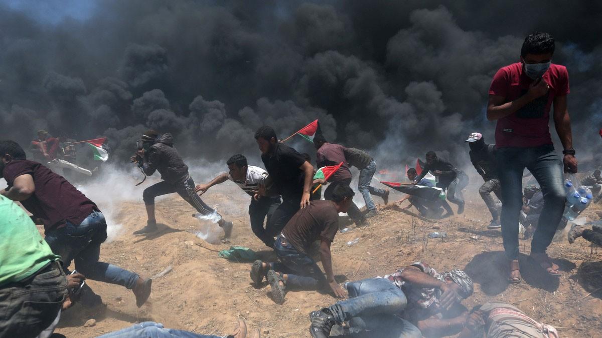 الأمم المتحدة: إسرائيل تحبس أهل غزة في عشوائيات سامة