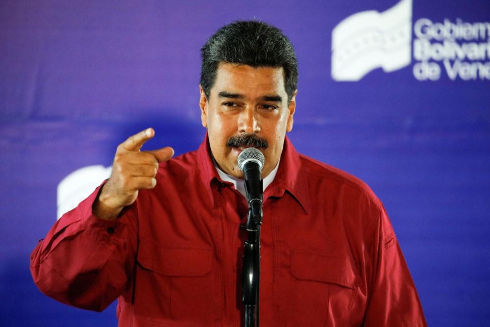فنزويلا.. مادورو يفوز بولاية ثانية ومنافسه يعترض
