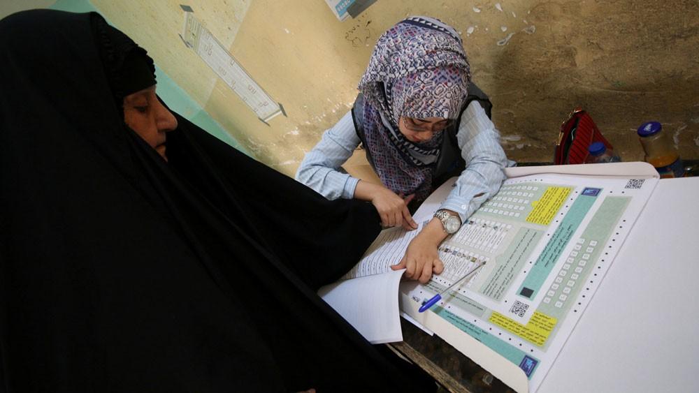 العراق.. إلغاء نتائج 103 محطات انتخابية