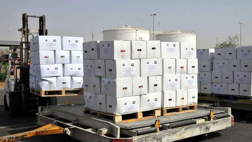 10 آلاف سلة رمضانية من الإمارات لسكان سقطرى