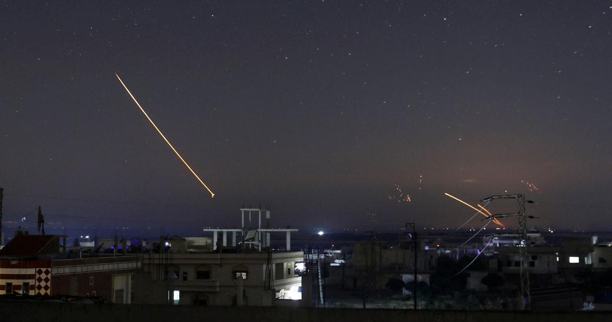 إسرائيل تكشف معلومات لأول مرة عن مهاجمة إيران بسوريا