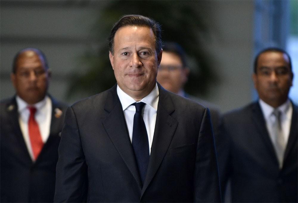 """رئيس بنما يكشف سر سقوط """"طائرة اليهود"""""""