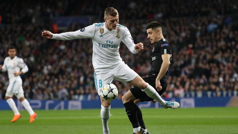 """كروس: ما يفعله ريال مدريد في """"الأبطال"""".. جنون"""