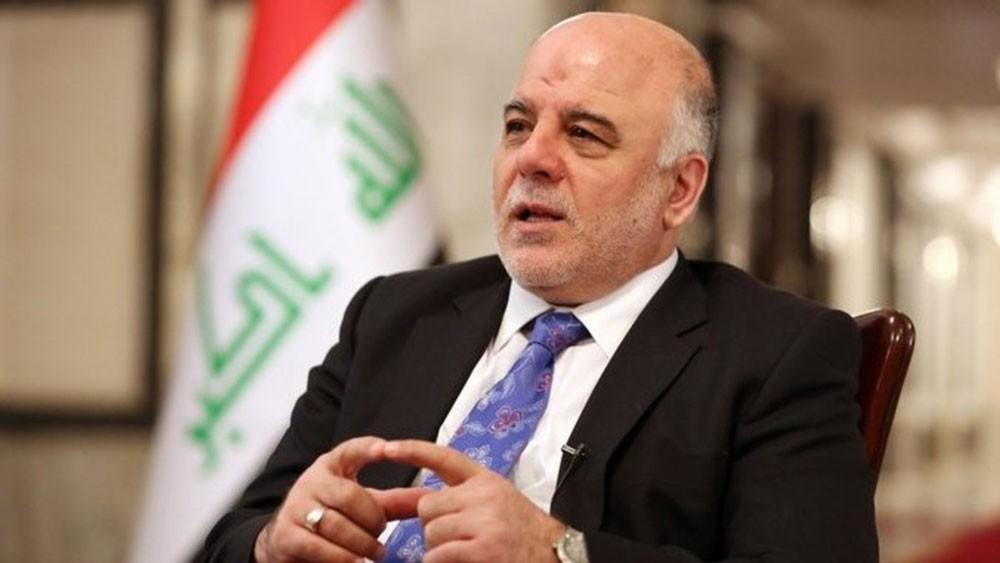 الحكومة العراقية.. العبادي يؤكد تطابق الرؤى مع الصدر