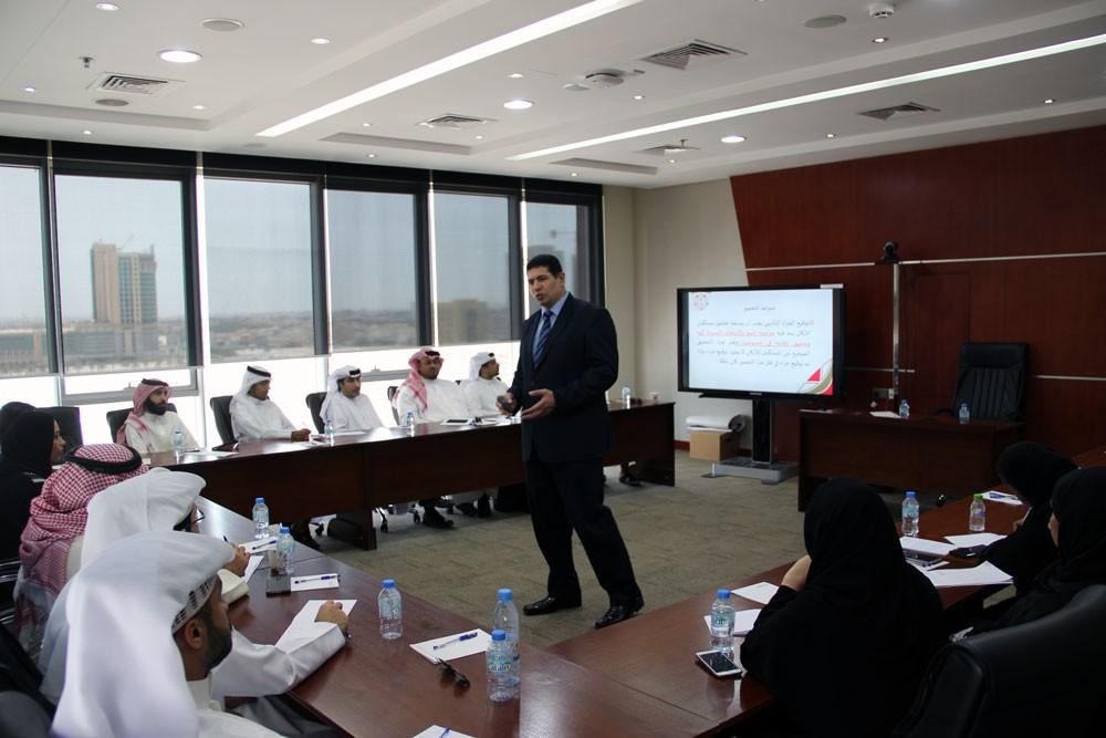 ديوان الخدمة المدنية يقيم برنامج متخصص في مهارات الرقابة الإدارية