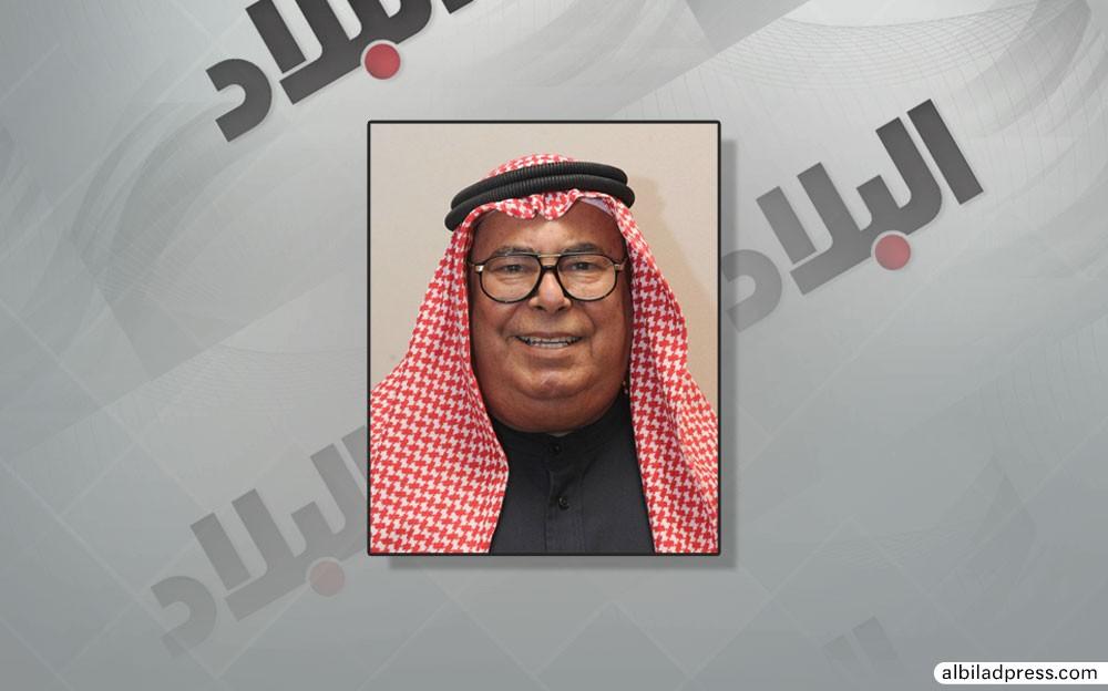 الاعلامي عبدالعزيز الخاجة في ذمة الله