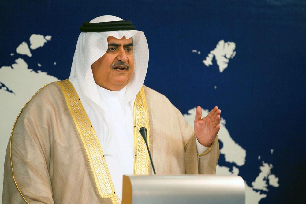وزير الخارجية : هيئة جودة التعليم والتدريب محطة مهمة في تطور التعليم بالبحرين