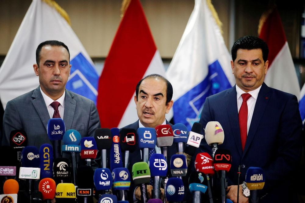 مفوضية الانتخابات ترفض قرار برلمان العراق بإعادة الفرز