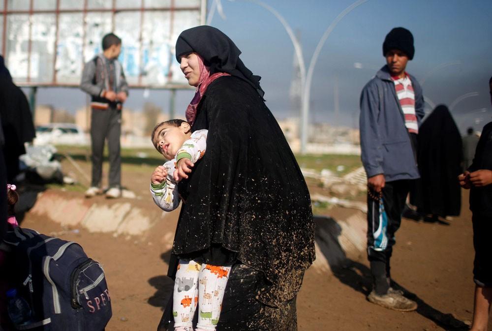 """داعش يرتكب """"مذبحة عائلية"""" في العراق"""