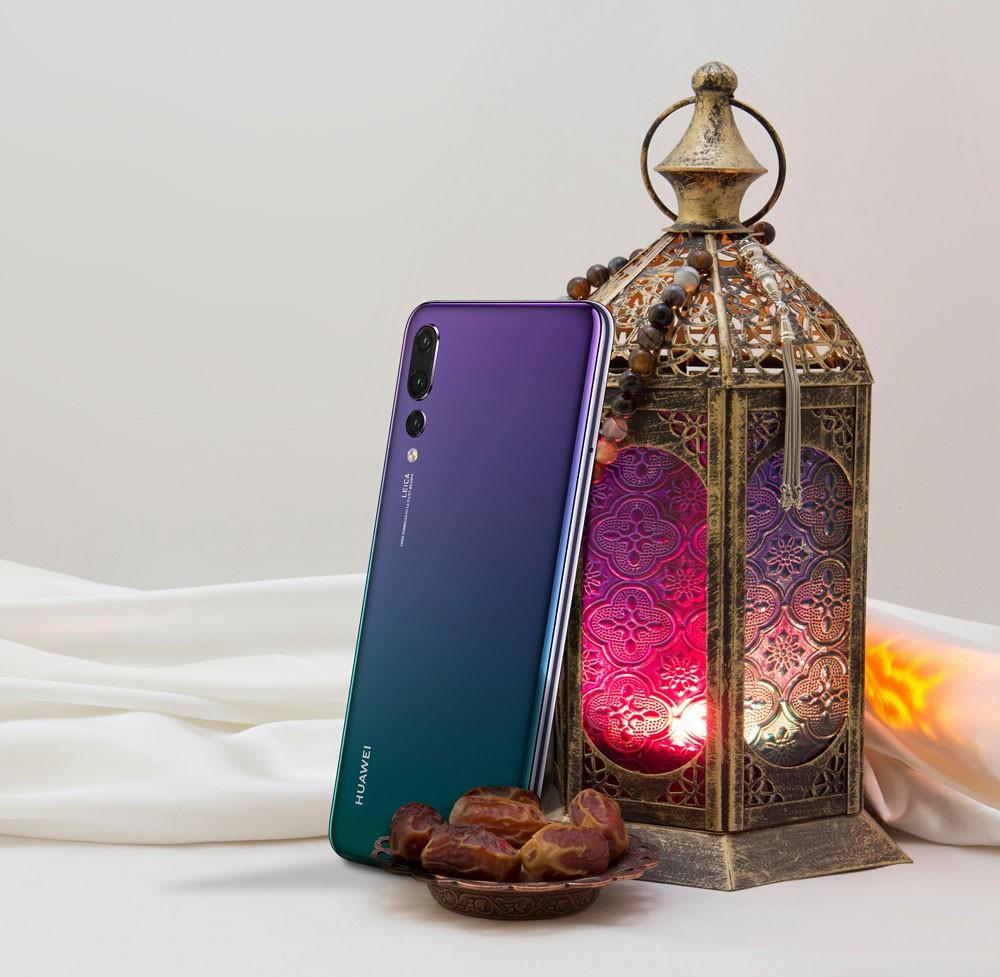هواوي توجه الشكر لعملائها بوحي من روح المحبة والعطاء في شهر رمضان المبارك