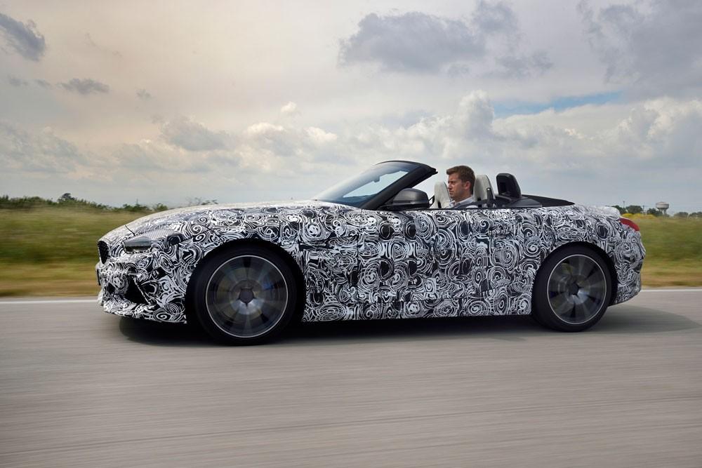 BMW Z4 الجديدة: ضوء أخضر لمتعة القيادة المطلقة