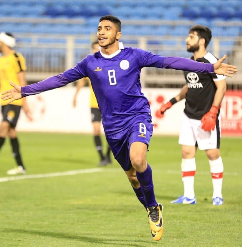 الأهلي يطلب لاعب الاتحاد محمود البناي