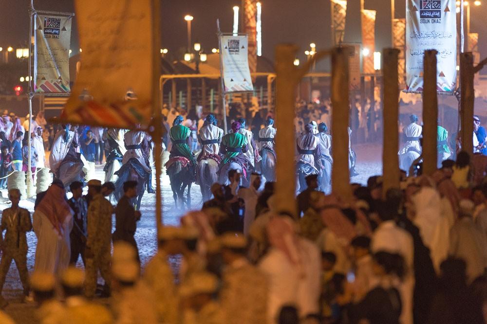 مصر ضيف شرف الدورة الثانية عشرة من سوق عكاظ