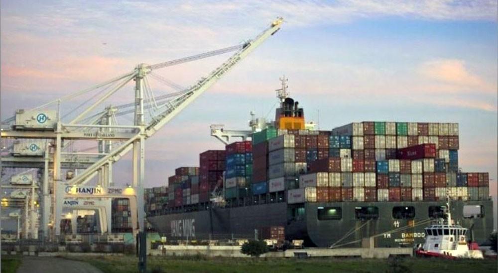 ارتفاع فائض تجارة الصين مع أميركا إلى 24.58 مليار دولار
