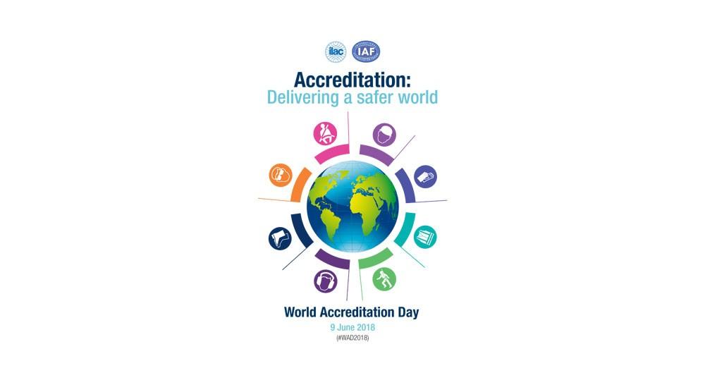 وزارة الصناعة والتجارة والسياحة تحتفل بيوم الاعتماد العالمي لعام 2018