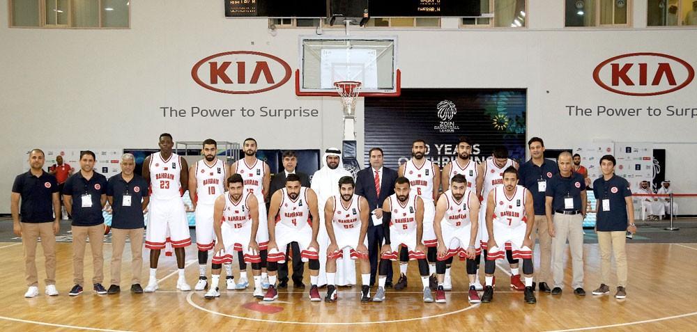 """""""أحمر السلة"""" يعسكر في تركيا استعدادا لتصفيات آسيا"""