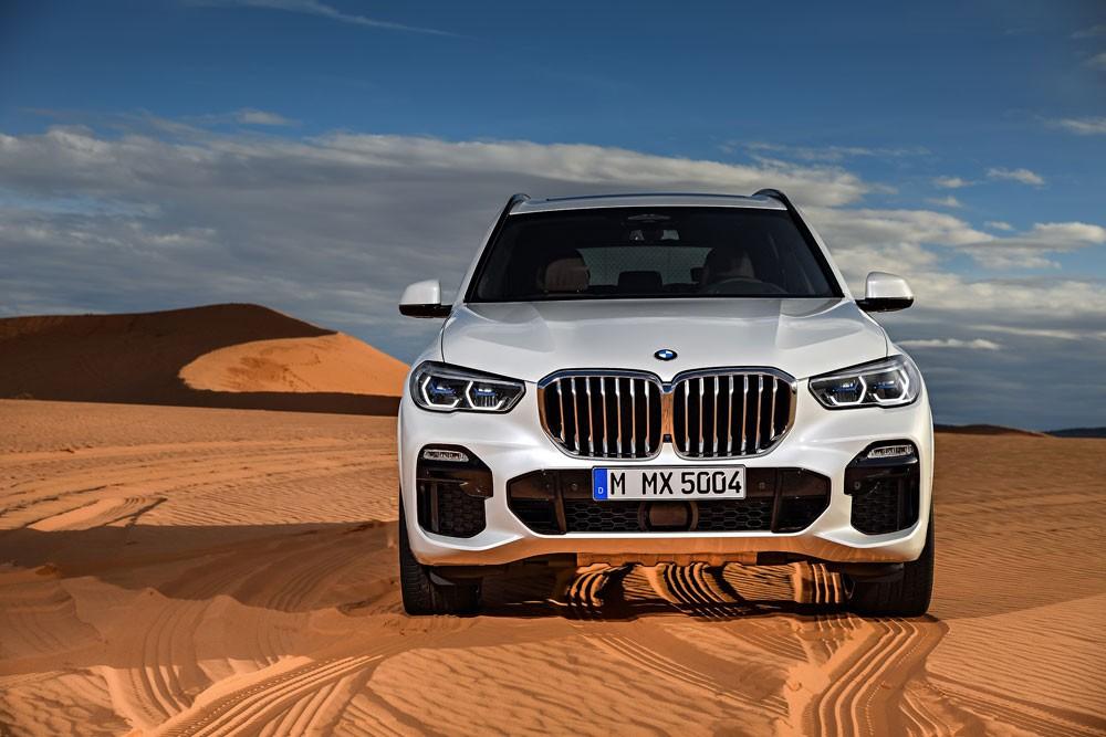 BMW X5 الجديدة: سيارة الأنشطة الرياضية التي تضمّ أكثر التقنيات ابتكاراً