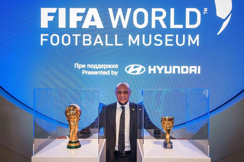 """هيونداي تدشّن """"متحف الفيفا العالمي لكرة القدم"""""""