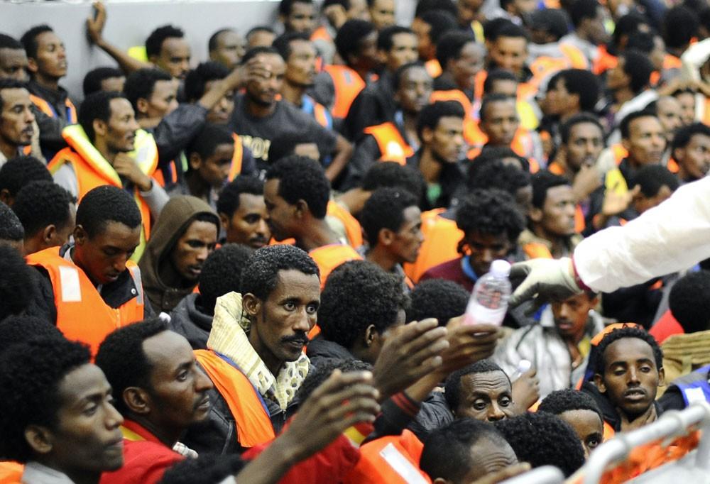 إيطاليا لا تزال تستقبل طالبي اللجوء