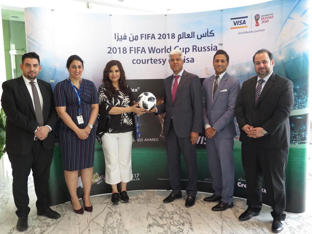 كريدي مكس و Visa تعلن عن الفائزين بحملة كأس العالم
