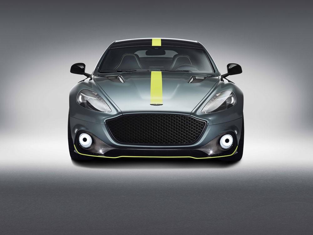 Aston Martin Rapide AMR: سيارة رياضية متميزة بأربعة أبواب