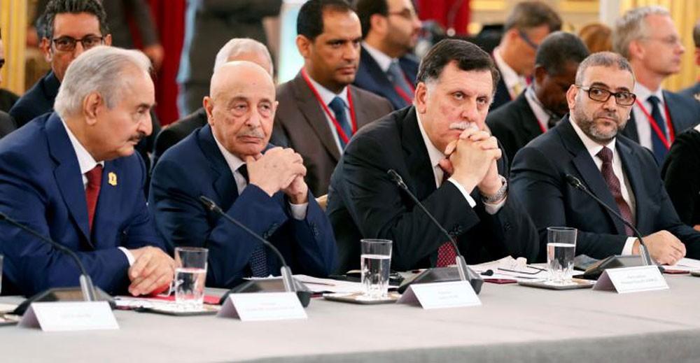 ليبيا.. مفاوضات لتشكيل حكومة وحدة وطنية