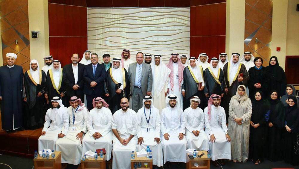 """جامعة العلوم التطبيقية تفوز بالمركز الأول في مسابقة """"ورتل القرآن"""" بنسختها الثانية"""