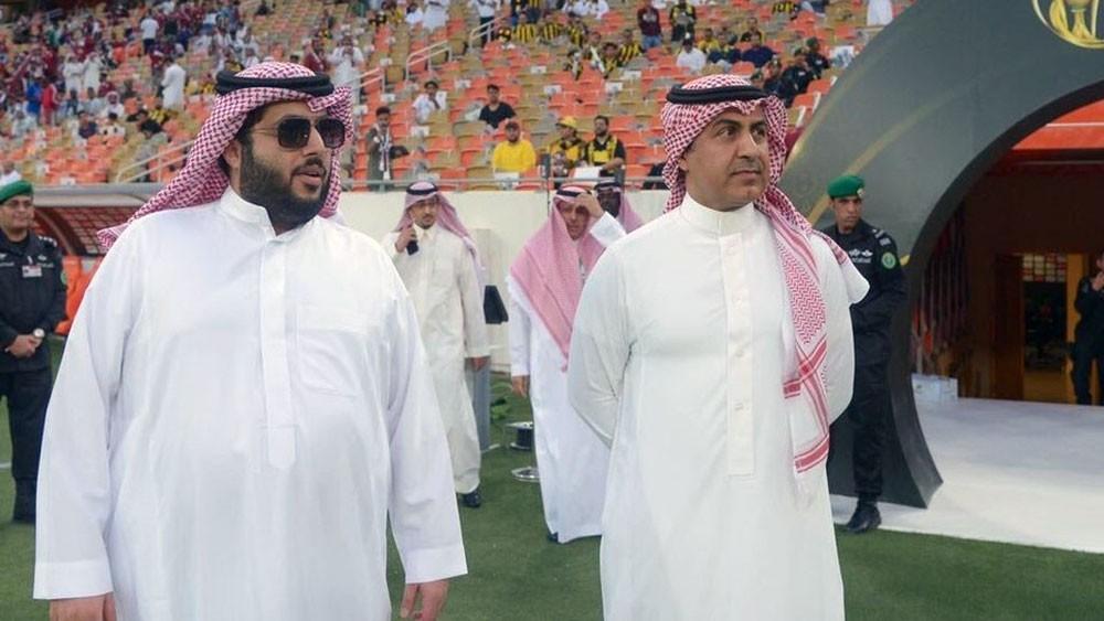 تركي آل الشيخ يحذر: سنلاحق بي إن سبورت قانونياً