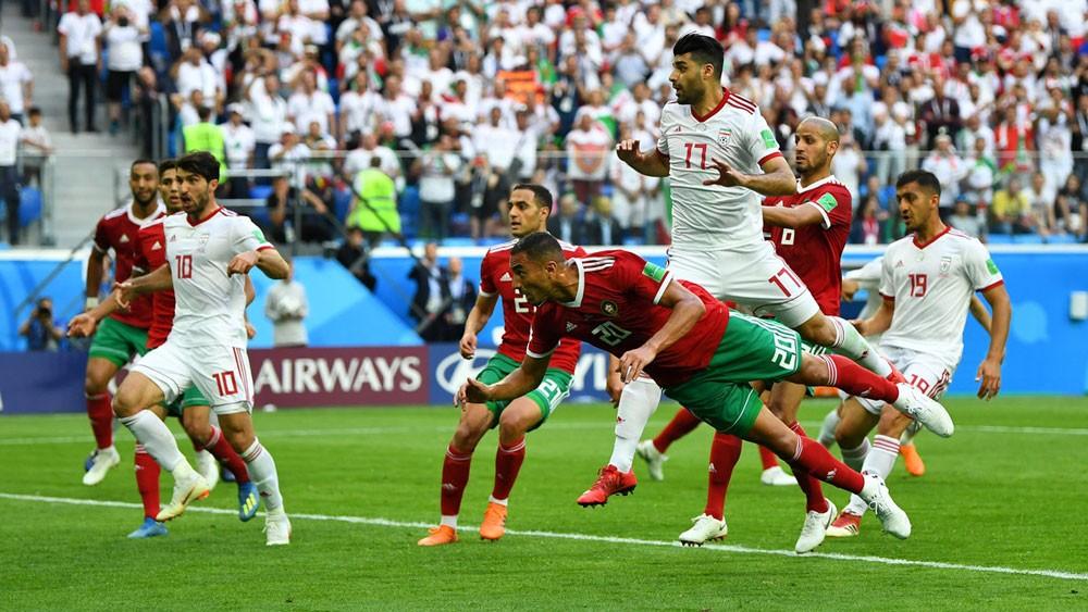 سيناريو مصر يتكرر مع المغرب بهدف بوحدوز العكسي
