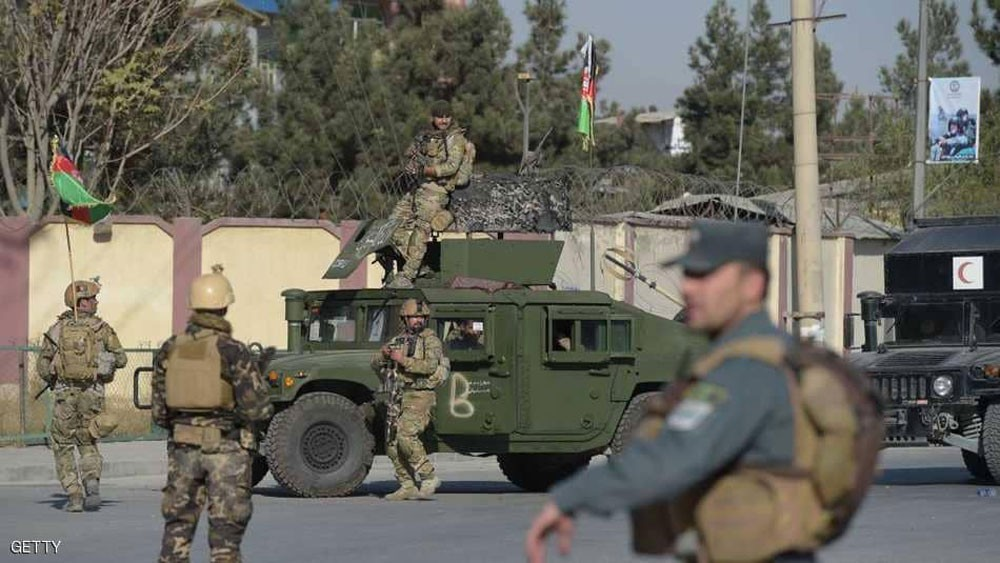 """""""هجوم دام"""" لطالبان على قوات أفغانية"""